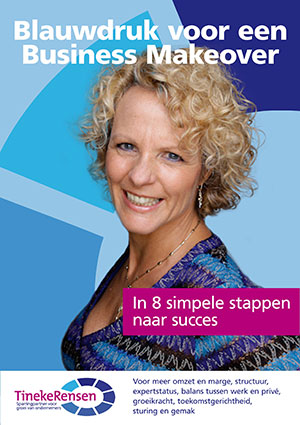 Ebook Business MakeOver in 8 stappen