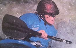Tineke-kayak