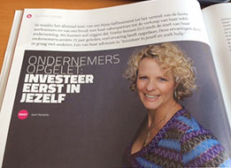 Tineke Rensen in de media