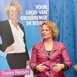 Tineke Rensen Ondernemerscoach
