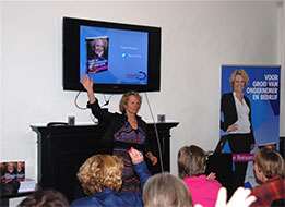 Trainingen, workshops en events van Tineke Rensen